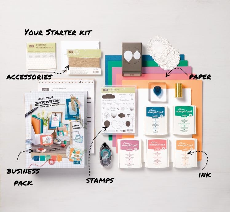 Stampin' Up! Starter Kit The Ultimate Stampin' Bundle Choose your own