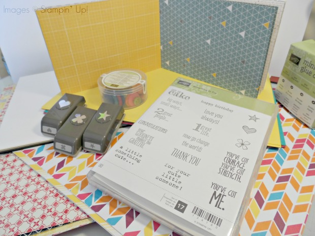 Stampin Up! - New things from the 2014-2015 catalogue