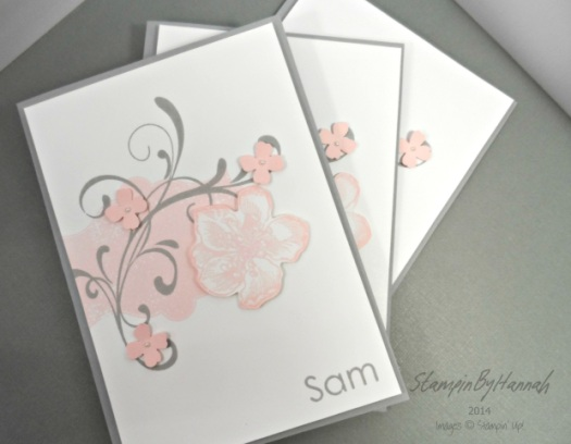 Stampin' Up! UK Wedding Everything Eleanor