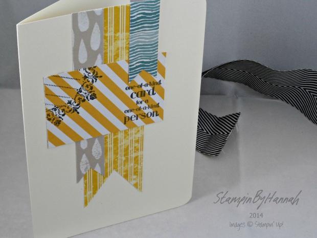 Stampin Up UK Moonlight Designer Series Paper DSP