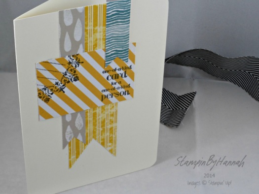 Stampin Up UK Moonlight Designer Series Paper DSP