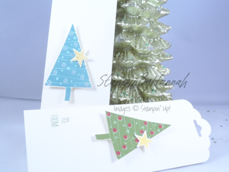 Stampin' Up! UK Festival of Trees