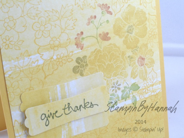 Stampin' Up! UK I like you Stampin Write Markers