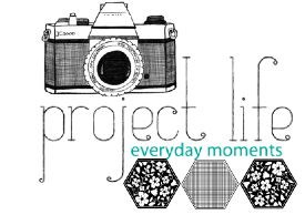 Stampin' Up! UK Project life by Stampin Up PLxSU blog hop