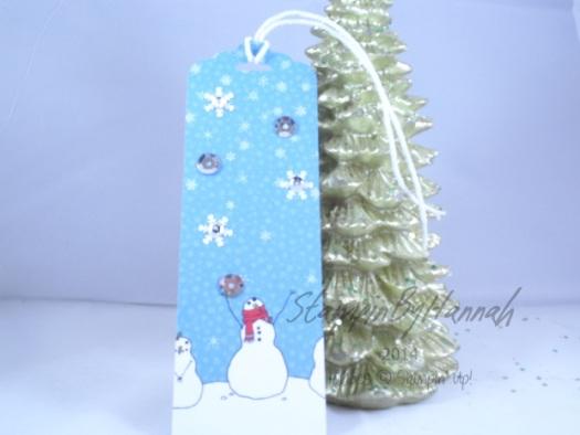 Stampin' Up! UK Santa and CO 12 Tags of Christmas