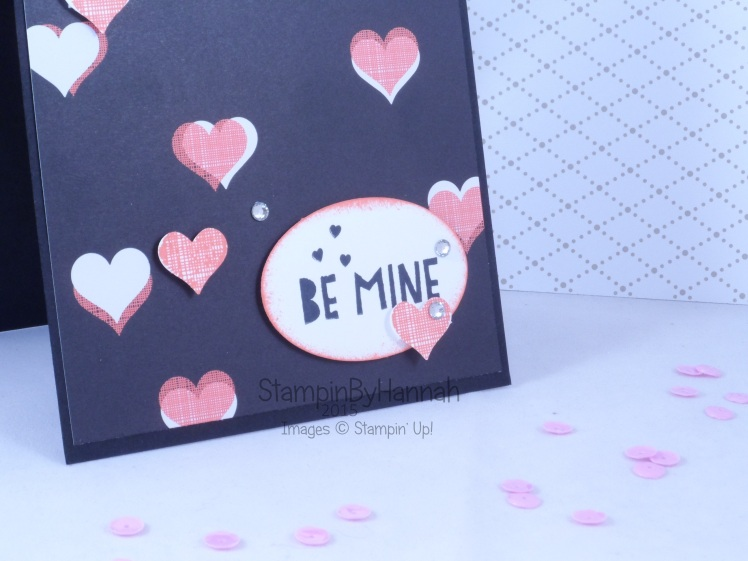 Stampin' Up! UK Valentines cards
