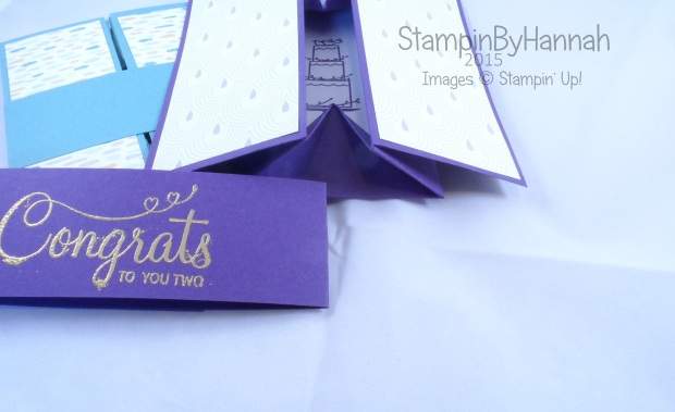 Stampin' Up! UK Box Card Video Tutorial