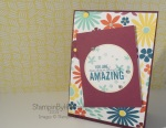 Stampin' Up! UK sale-a-bration Project Life