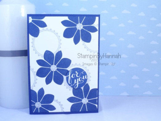 Stampin' Up! UK Hostess Hello There Petal Potpourri