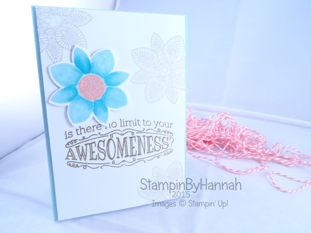 Stampin' Up! UK Big News Sale-a-bration join me