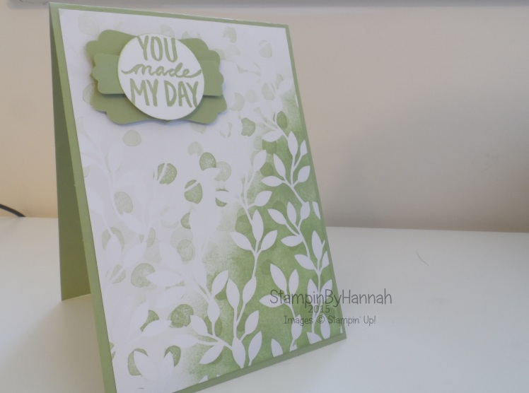 Stampin' Up! UK Sale-a-bration Irresistibly yours