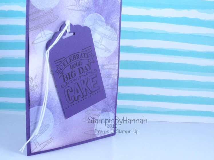 Stampin' Up! UK Big Day sale-a-bration Bokeh