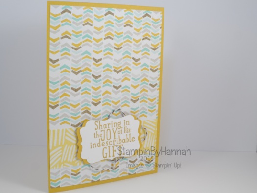 Stampin' Up! UK Easter Sale-a-bration