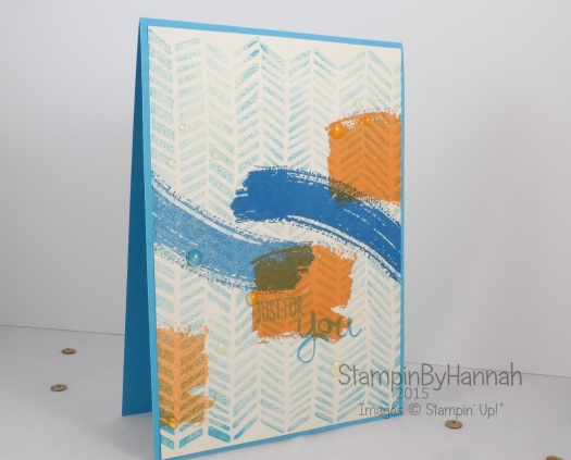 Stampin' Up! UK Work of Art
