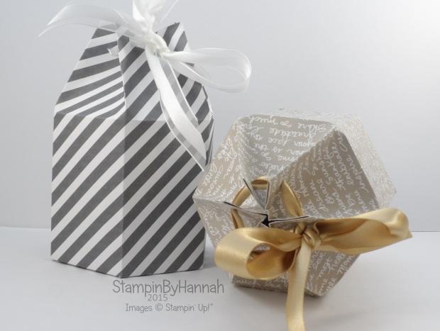 Stampin' Up! UK candle gift designer series paper stack