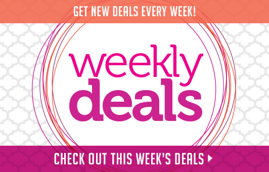 Weekly Deals] Limited Quantities