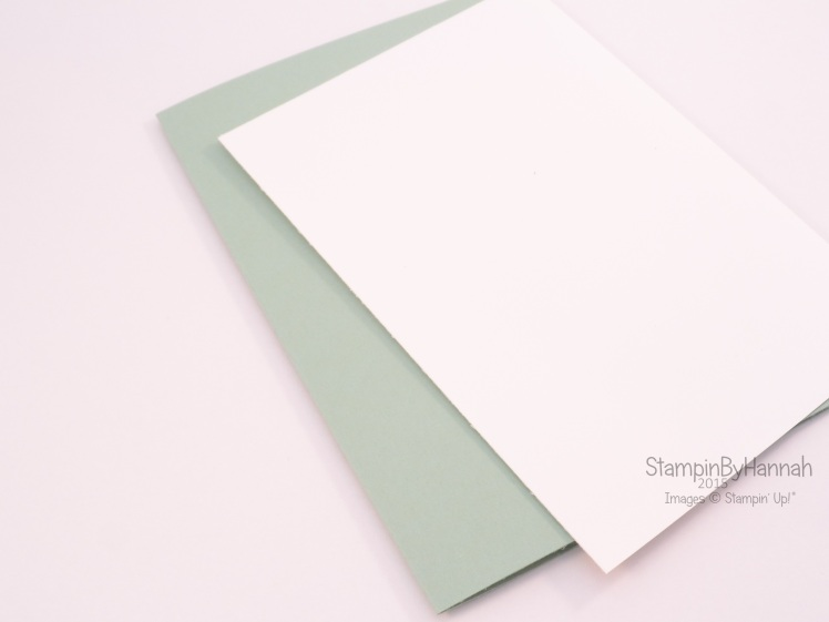 cardmaking 101 - how to cut a card base