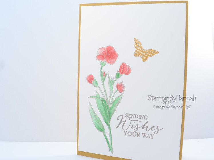 Stampin' Up! UK Free workshop