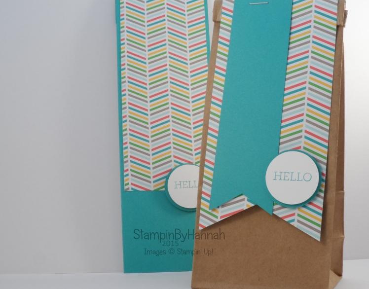 Stampin' Up! UK Team Gift
