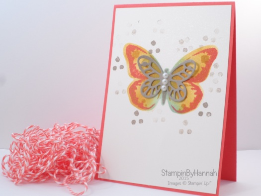 Stampin' Up! UK Pootles Blog Hop