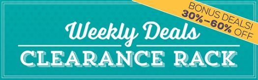 Stampin' Up! UK Weekly Deals Bonus Deals