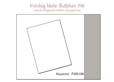Freshly Made Sketches #196 Cardmaking  101