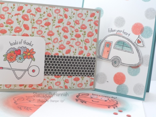 Stampin' Up! UK You're Sublime online workshop