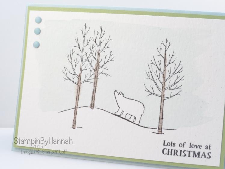 Stampin' Up! UK White Christmas