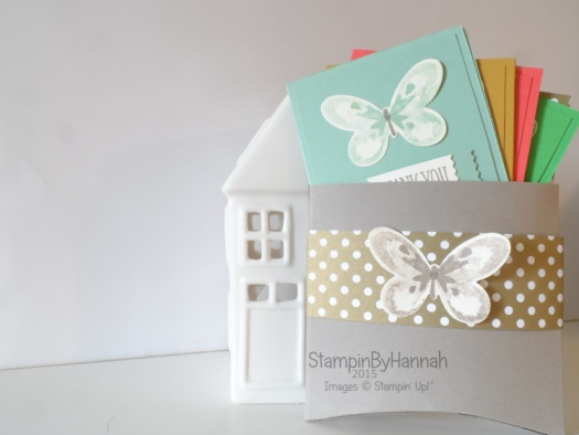 Stampin' Up! UK World Card Making Day 2015