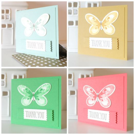 Stampin' Up! UK Pinkies Blog Hop World Card Making Day