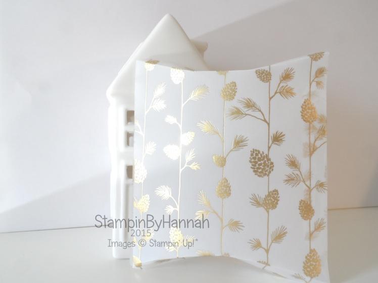 Stampin' Up! UK Square Pillow box top tips