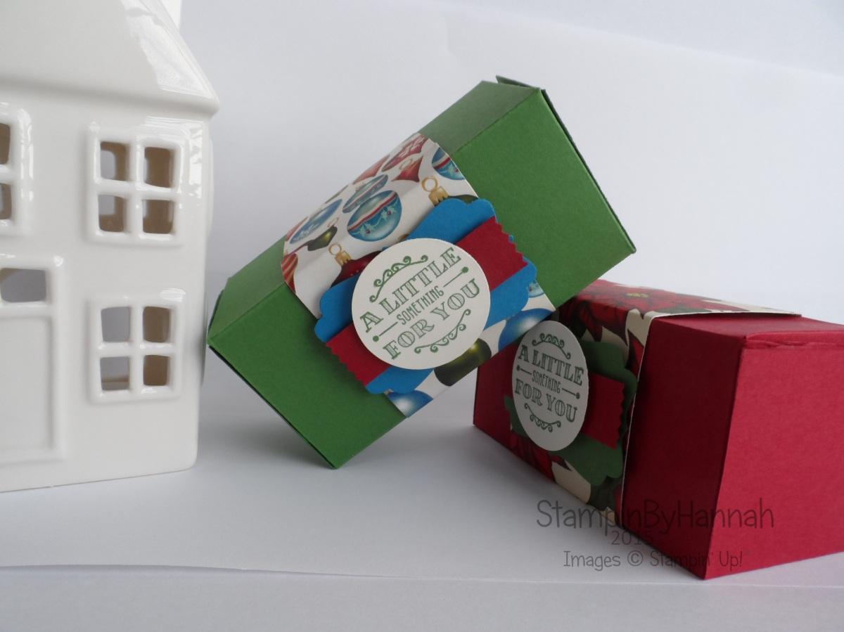 12 weeks of christmas table gifts stampinbyhannah - Table gifts for christmas ...