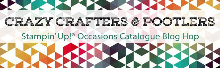 Crazy Crafters Blog Hop