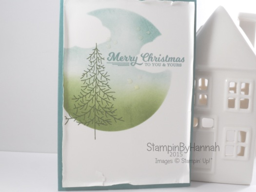 Merry Chrostmas to you blended tree - 2