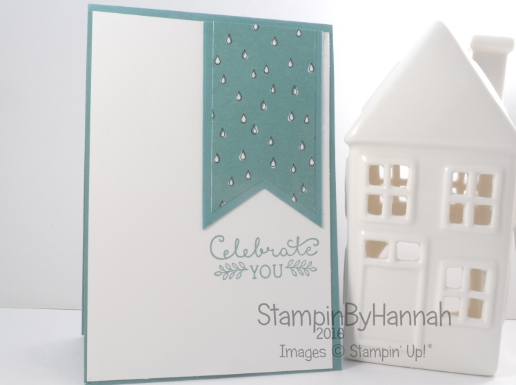 Stampin' Up! UK WildFlower Fields Designer Series Paper Sale-a-bration 2016