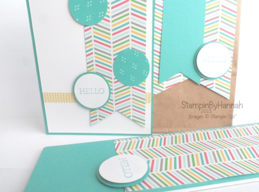 Stampin' Up! UK Team Member gifts