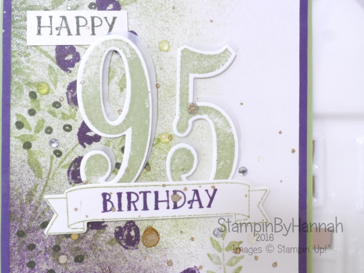Stampin' Up! UK Number of years