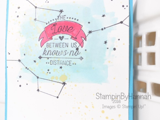 Stampin' Up! UK Going Global Watercolour