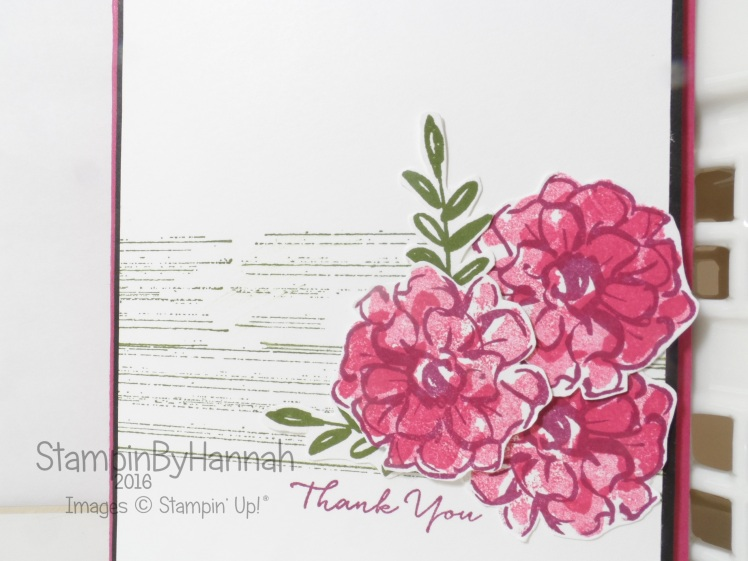 Stampin' Up! UK What I love