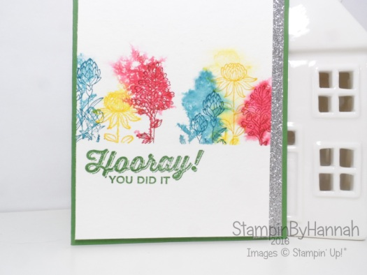 Stampin' Up! UK Sale-a-bration flowering fields Perfect Pairings