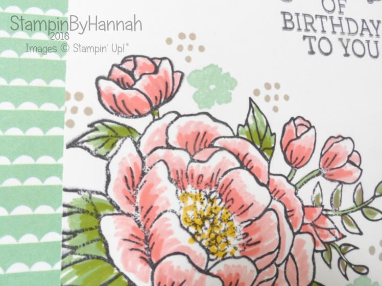 Stampin' Up! UK Card Class Teesside