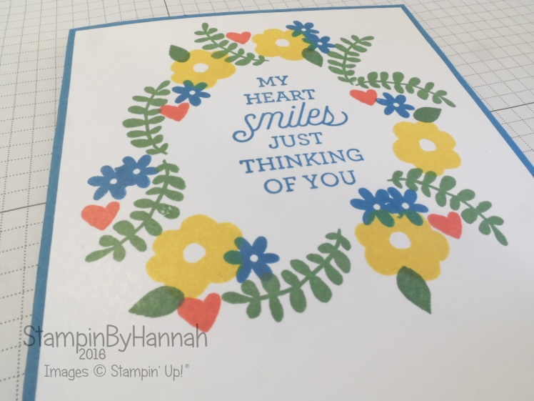 Stampin' Up! UK Make it monday
