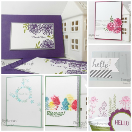 Sale-a-bration collage