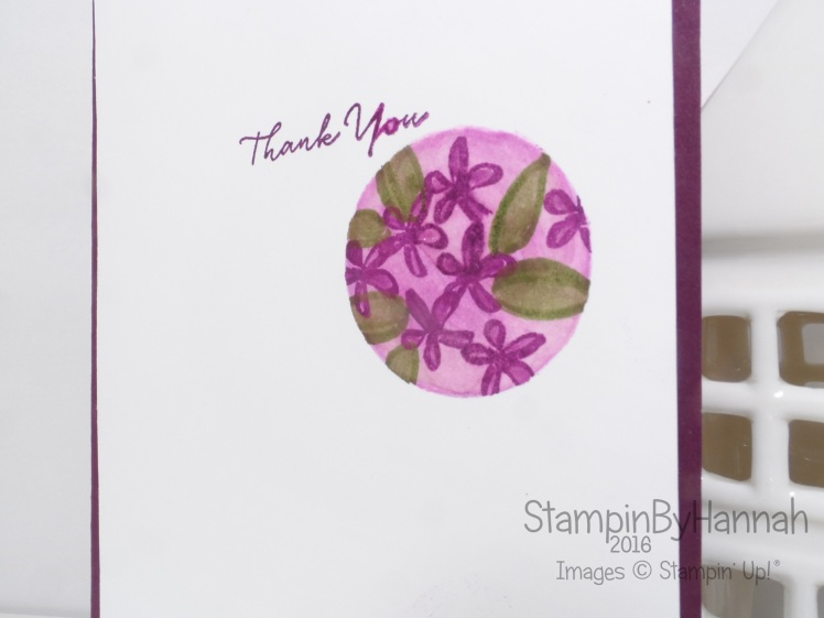 Stampin' Up! UK Sale-a-bration 2016