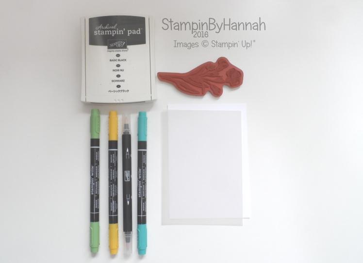 Make It Monday Butterfly Basics Vellum Blender Pens