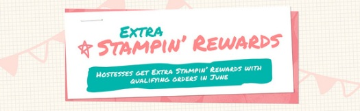 Extra Stampin' Rewards