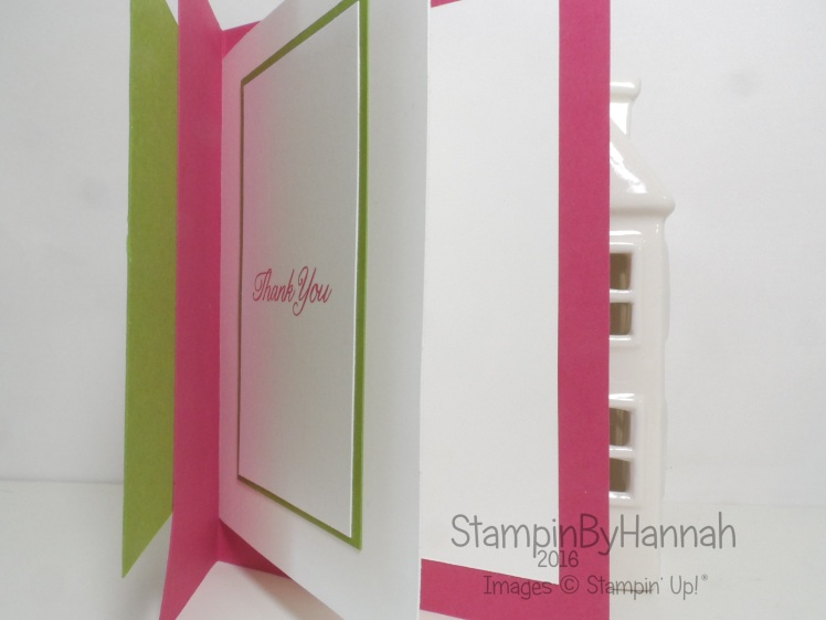 Fancy Fold Friday Gifts of Love Stampin' Up! Video Tutorial