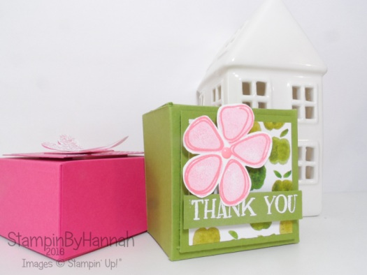 Make it Monday Video Tutorial Fresh Fruit From Stampin' Up! UK