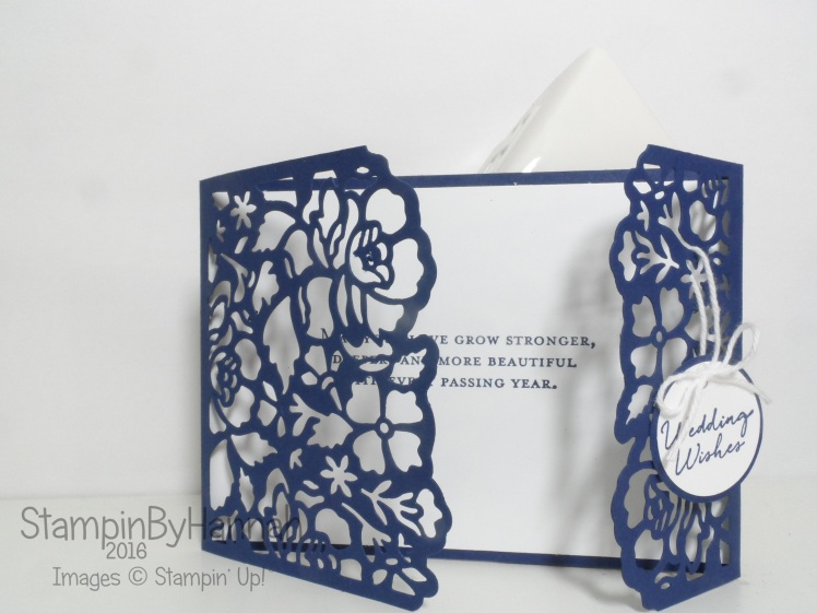 Make It Monday Video Tutorial Congratulations card using Floral Phrases from Stampin' Up! UK