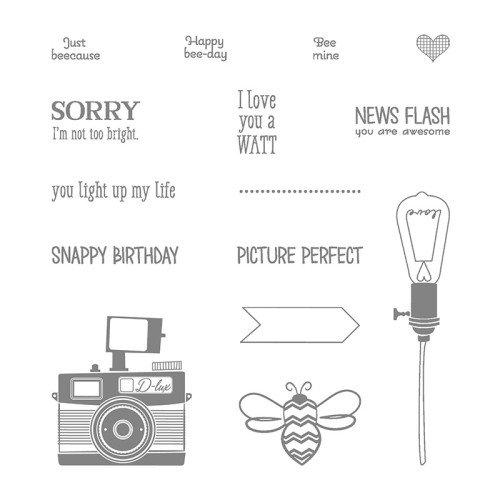 Pun intended from Stampin' Up! UK